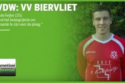 Club van de week : VVB – Mark de Feijter